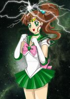 Sailor Jupiter by Fulvio84
