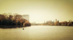 Autumn in Moscow by SophiGrazh