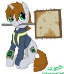 Littlepip Request by ToasterRepairUnit