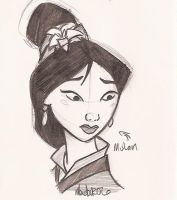 mulan. by saturnism