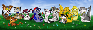 Happy Easter! by Adamiro