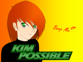 Kim Possible by Prince-of-Powerpoint