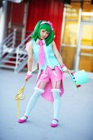 Ranka Lee MF Nijiiro Kuma Kuma VER by MissAnsa