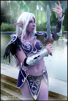 The Nightelf by YurikoCosplay