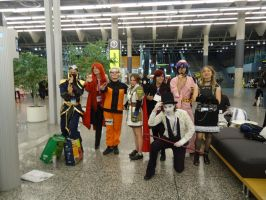 Group cosplay 6 by Sinta54