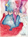 When our Universes Collide by vanityxxinsanity