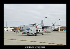 MH-60R Seahawk by Luv2suspendyou