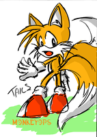 quick tails by monkeyops