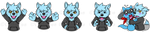 Commission: Aleph Stickers for Telegram by Cachomon