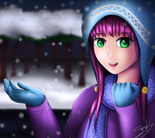 Lovely Winter by Suna004