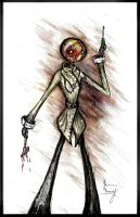The good doctor by E-Dowely