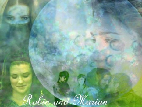 Robin and Marian by sparklelemons