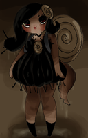 Black Snail by Ask-MusicPrincess3rd