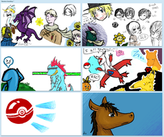 iScribble Doodles by AceWu