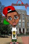 Turkoglu City Big Head Cartoon by turkoglustl