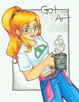Got Art? by hobbit-katie