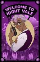 Welcome to Night Vale. by theJollity