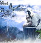 Meditation On Top Mountain 4 by annemaria48