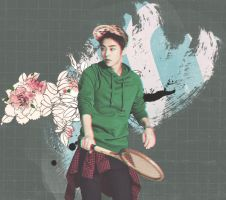 XIUMIN~ by ABTypeArt