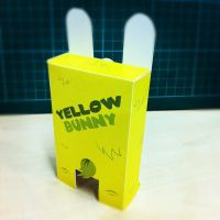 YELLOW Bunny 02 by GalactikCaptain