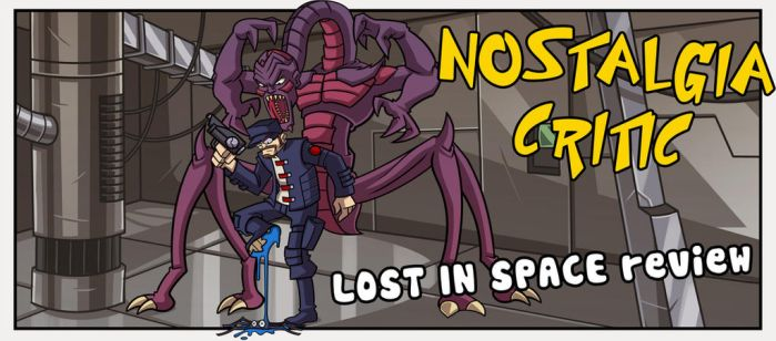 NC - Lost in Space by MaroBot