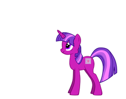 twilight sparkle by xion9299