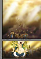 Lucy prophecy fairy tail colo by SaenyanEin