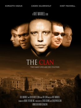 The Clan Movie Poster by Khet