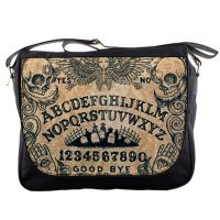 Ouija Board Messenger Bag by ShayneOtheDead