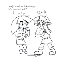 Wind Waker Lessons by BlueLink