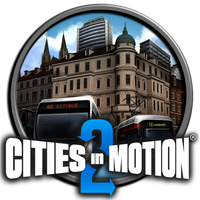 Cities in Motion 2 Dock Icon by danilote1234