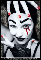 Tears Pierrot by CatarsisADiez