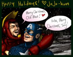 Happy Holidays 2011 by jojo-kun