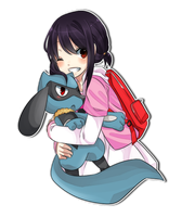 New ID : Pokemon Trainer Haru by Haru-run