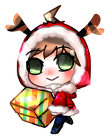 Merry ChristMas~ by cat6757