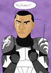 wolffe A6- REQUEST by AngelAxexinf
