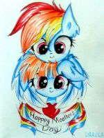Happy Mother's Day by LiaAqila