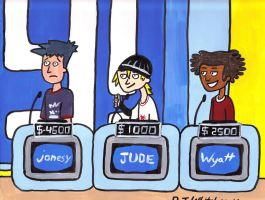 6teen Boys on Jeopardy by DJgames