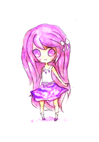 Purple Adoptable PRICE LOWERED (SOLD) by mochatchi