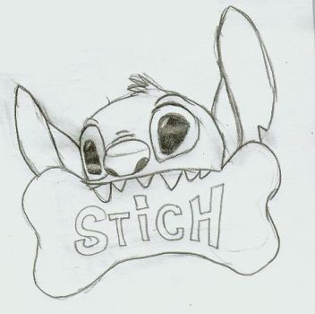 Stich 3 by CrazyGirl1989