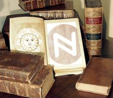 Namecoin Ancient Book by Namecoin