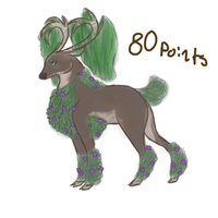 Deer Adopt - Closed by RushingWolf-Adopts