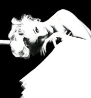 Marilyn Monroe by 4U2NV