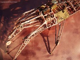 Mechanical Arm Complete 1 by SystematicChaosInc