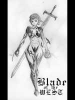 Blade of the West - cover by Rastrelly