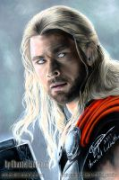 Thor by Blackthorn-Studios