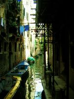 street of water by bellitudinis