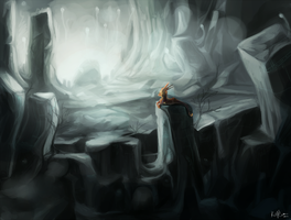 Canyon of Lost Souls by kiwi-seed