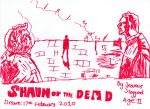 Shaun of the dead by seamzo