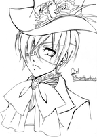 .:Ciel Phantomhive:. by Izaya-tan
